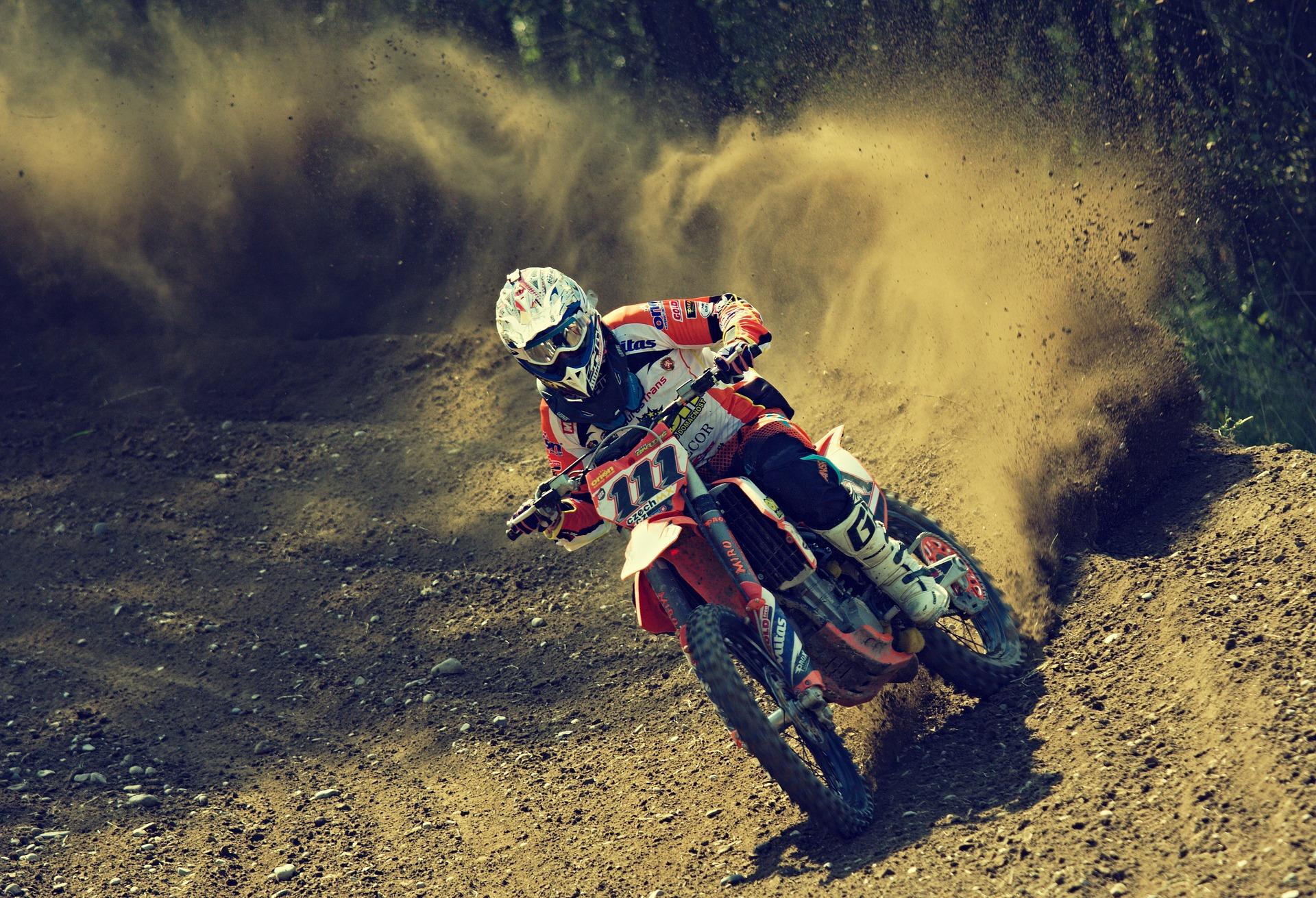 Motocross förbrukningsvaror